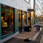 Coffee Bean Café - stängt